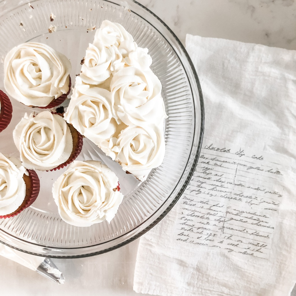 One Southern Belle Swiss Meringue Buttercream
