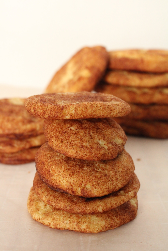 One Southern Belle, Snickerdoodle Cookies