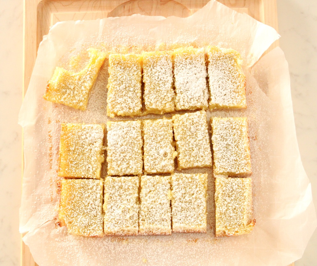 One Southern Belle Lime Bars