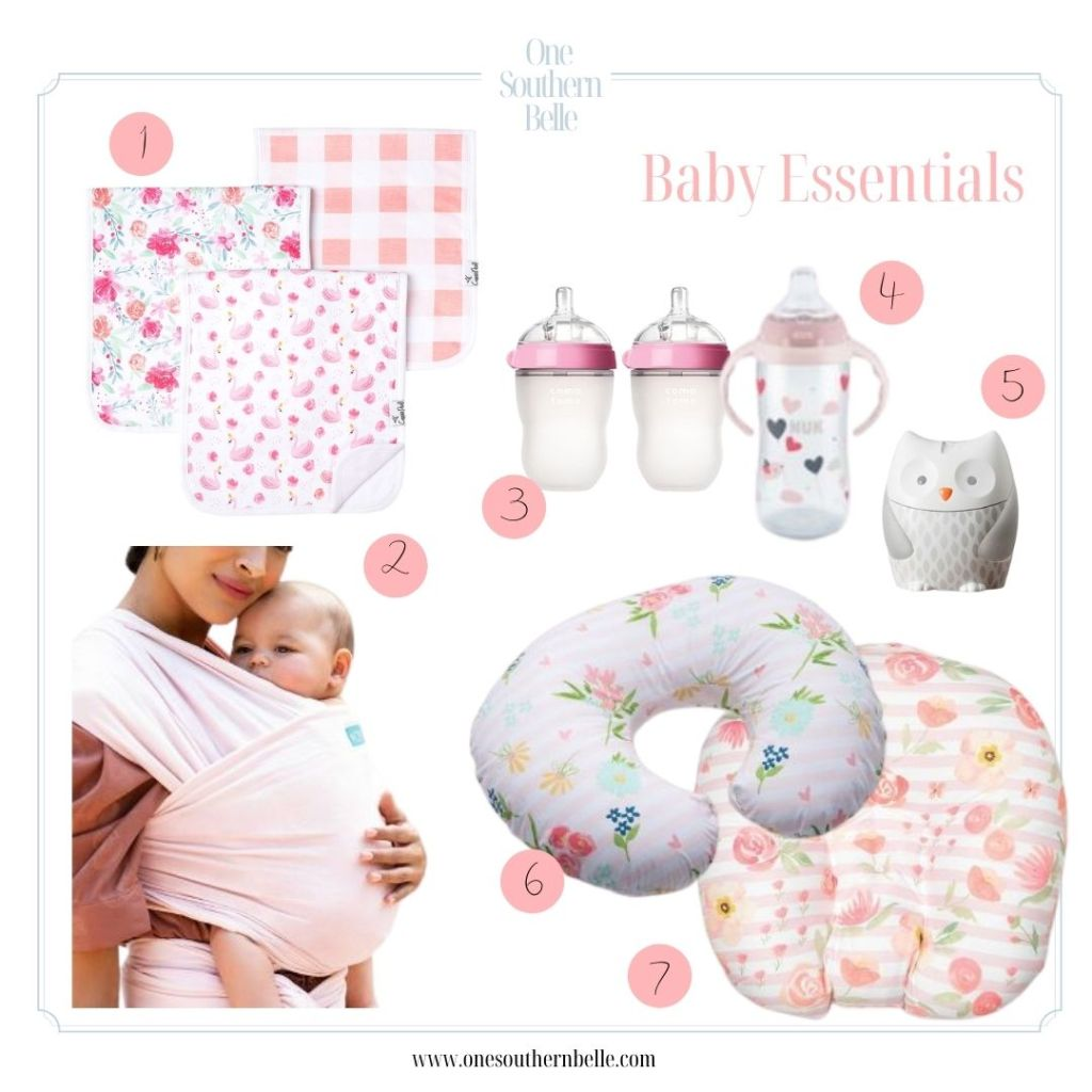 One Southern Belle Baby Essentials